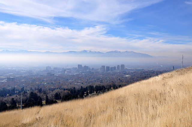 salt lake city air pollution