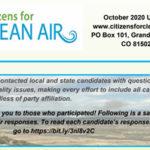CCA October Newsletter