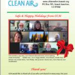CCA December Newsletter